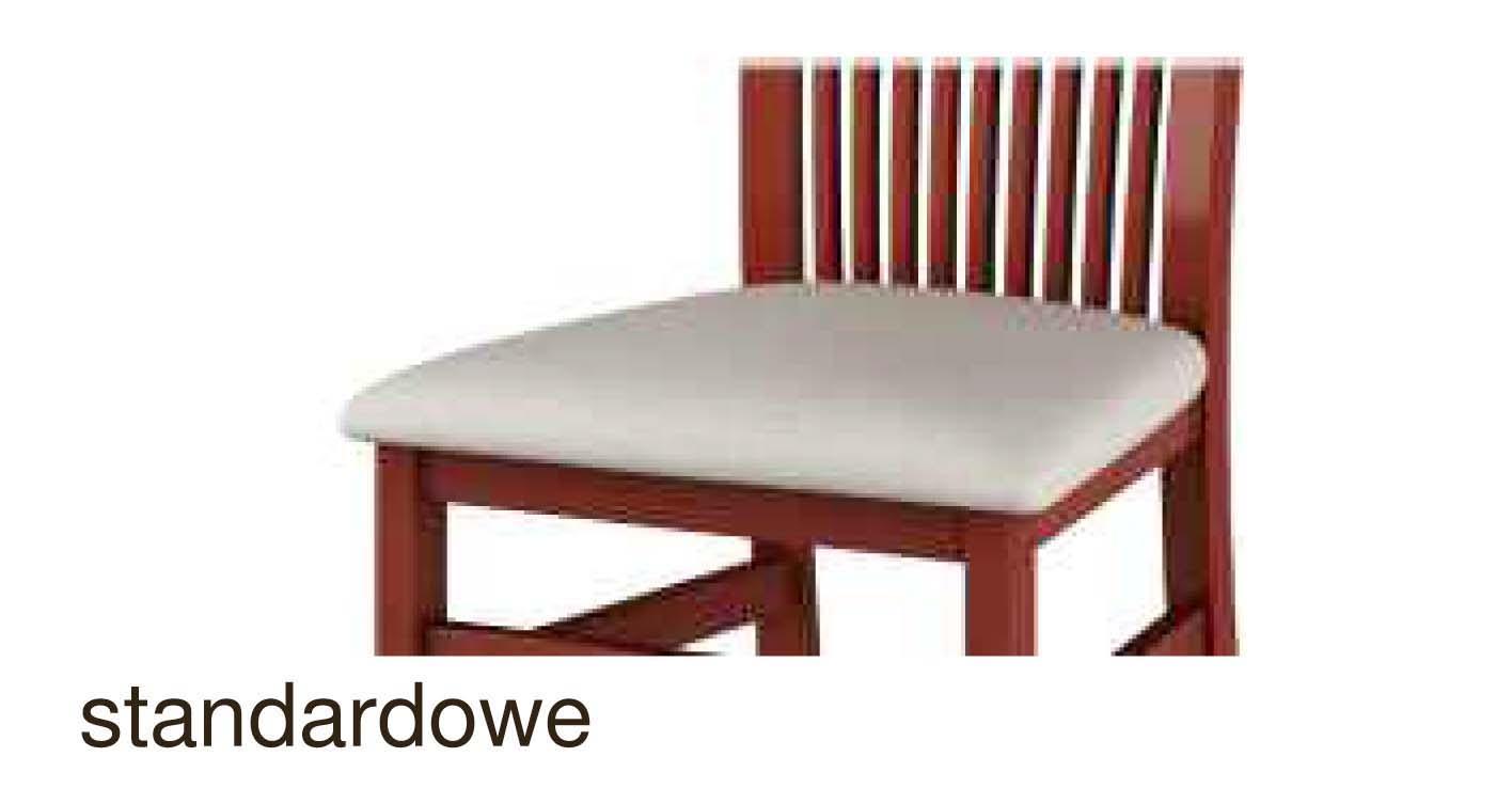 siedzisko standardowe